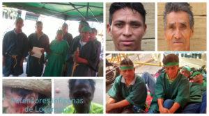 Defensores-indigenas Tolupanes son atacados y asesinados por la defensa de los bienes comunes de la naturaleza en Yoro